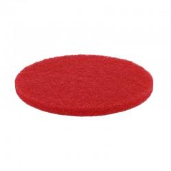 Vloerpad 12 inch rood