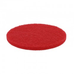 Vloerpad 18 inch rood