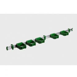 Toolflex One Rail 94cm met...