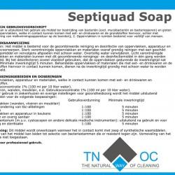 TNWOC Septiquad Soap 10...