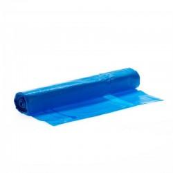 Afvalzak 60x70 T15 blauw