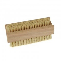 Nagelborstel hout kunstvezel