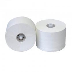 Toiletpapier met dop...