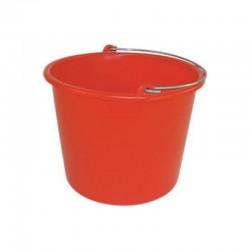 Emmer 12 liter rood
